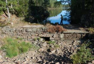 Røysjødammen