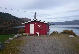 Utslipp av fortynnet klor i Holsfjorden