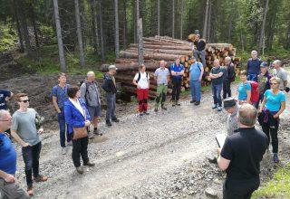 Forum Finnemarka – referat fra møtet 16.10.18