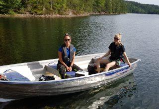 Sommerjobb i Glitrevannverket 2019