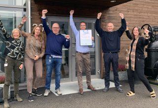 Godt Vann Drammensregionen (GVD) er tildelt Bærekraftprisen for 2020.