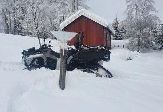 Økt beredskap med ATV