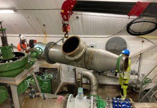 Trinnvise arbeider frem mot sikrere vannforsyning